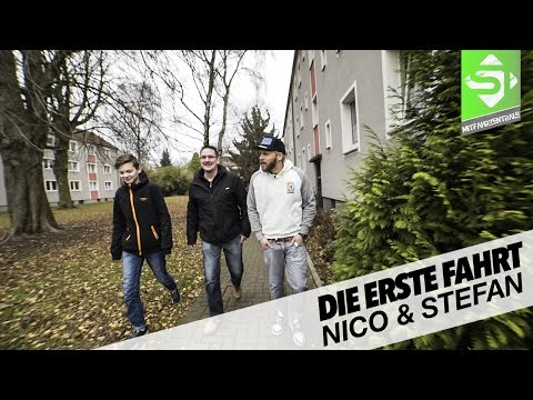 Sidney Industries   Mitfahrzentrale #1   Stefan & Nico