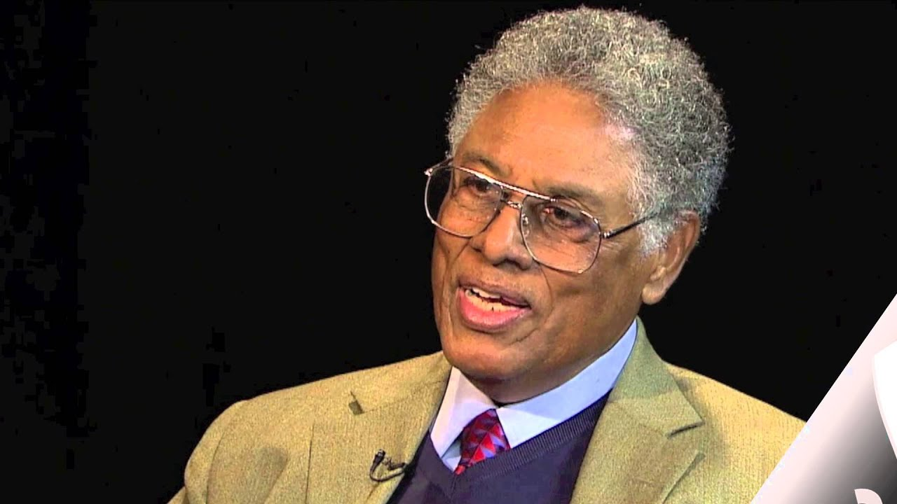Image result for image of thomas sowell