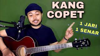 Download lagu Tutorial Melodi (Welot Ka Welut Kang Copet) cuman pake 1 JARI 1 SENAR (Guitar)