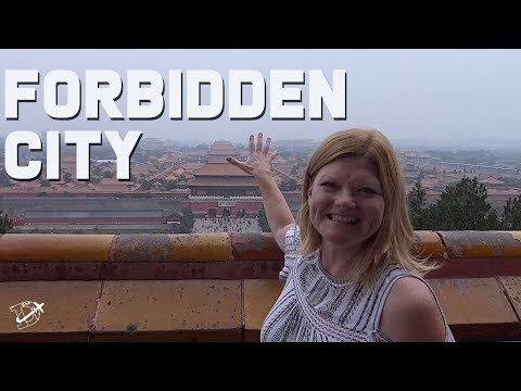 Forbidden City | Tiananmen Square Beijing | The Planet D | Travel Vlog