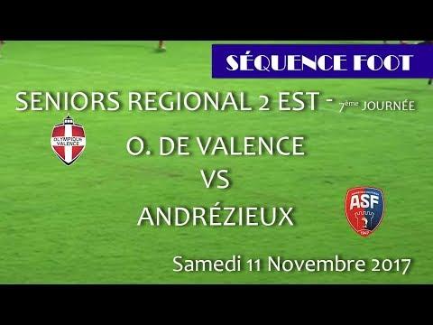 2017 11 11 45 Sequence Foot   Championnat SR2 7ème journée   OV vs Andrézieux