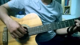 Hẹn ước bồ công anh - Jay Chou (guitar)