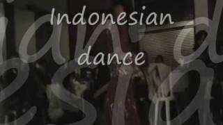 Lien Siwalette ,Bellindonesian dance with tifa group in Breda,Maluku