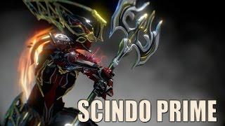 Warframe Scindo Prime (Spin2Win)