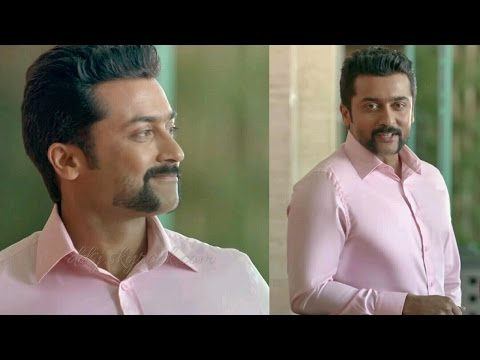 Suriya's New Ad - Singam 3 Look - Ujala Crisp & Shine