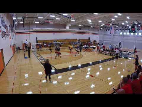 Shawano Hawks vs Eastbrook Academy