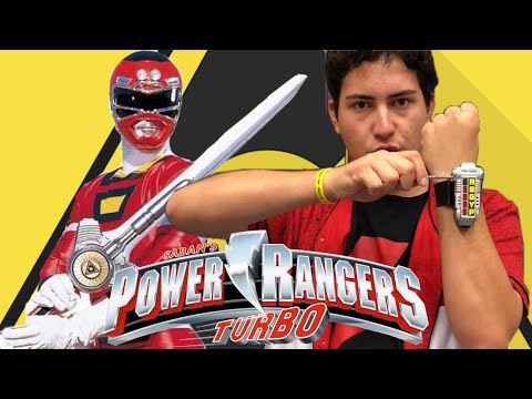 Power Rangers Power Rangers Turbo Justin Saves The Day Youtube