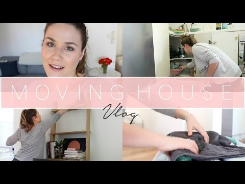 Moving House! Packing and Organizing  Vlog