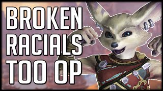 BROKEN OP RACIALS - The TWO NEW Allied Races In Patch 8.3 | WoW BFA