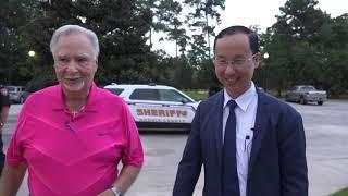 Francis Hùng - phỏng vấn cảnh sát khu vực Mỹ