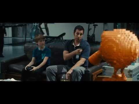 """PIXELS Film Clip - """"Q Bert Cheeseball"""""""