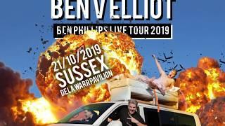 Ben vs Elliot - Ben Phillips Live Tour 2019 at the De La Warr Pavilion