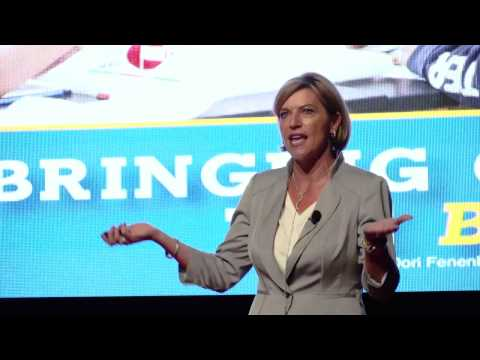 Bringing Out The Best | Dori Fenenbock | TEDxElPaso