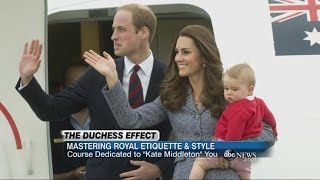 TRY-DAY FRIDAY: Mastering Royal Etiquette & Style