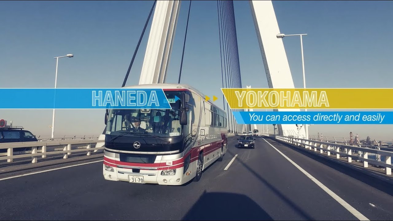 Haneda Airport Shuttle Bus Go To Yokohama For Cheap With Keikyu Bus