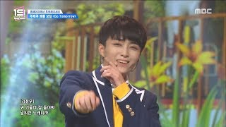 [HOT]  The stage of the vocal team ,언더 나인틴 20181117