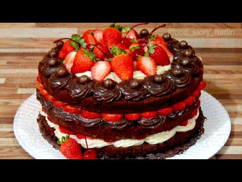 Как украсить торт ягодами идеи для вдохновения