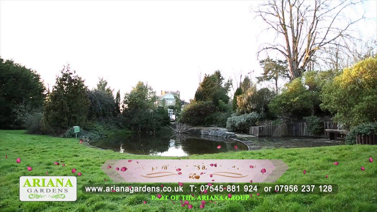 Ariana Gardens TV Advert YouTube