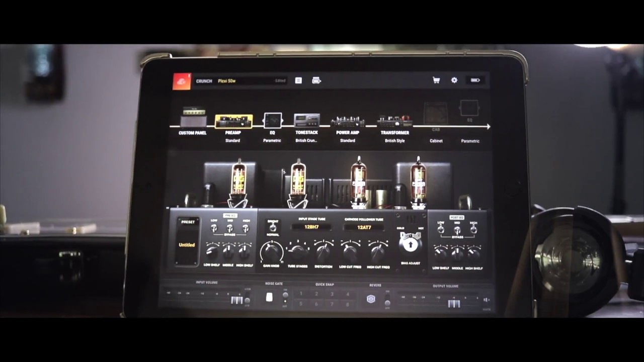 Positive Grid makes BIAS AMP 2 Mobile for iOS - gearnews com