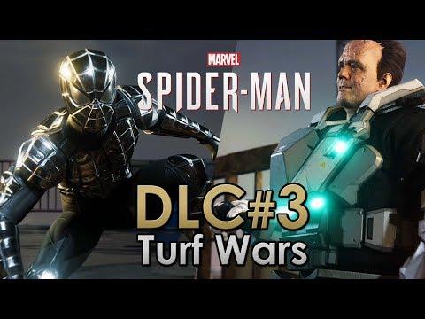 [完結] Turf Wars DLC #3 最終Boss戰 Marvel's Spider-Man [PS4 Pro] 中文字幕