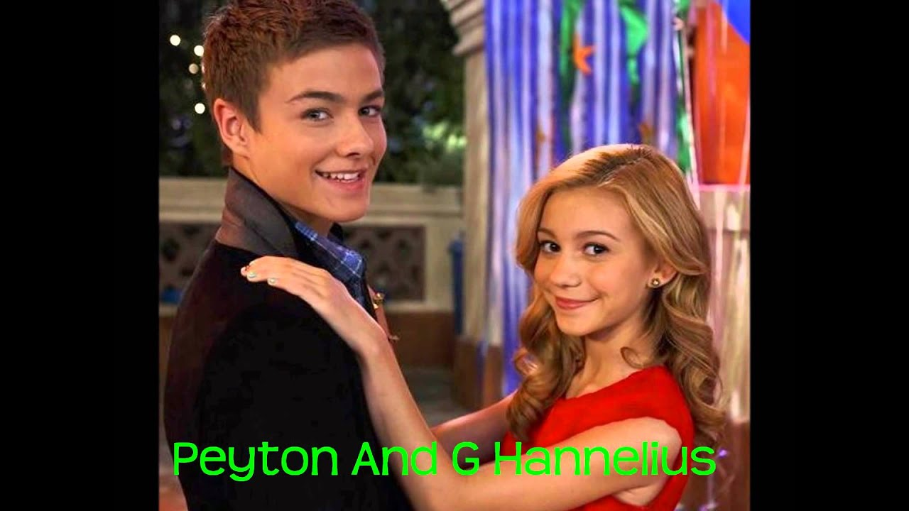 Is peyton and sabrina dating