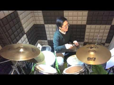 周杰倫 回到過去 Drum Cover By Joey Wong