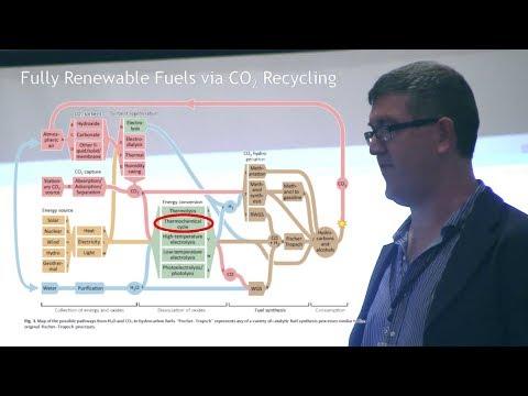John Bucknell - Nuclear Plant Economics & Synthetic Fuel Cogeneration @ TEAC8