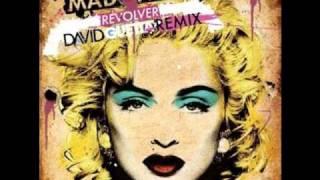 Madonna feat. David Guetta - Revolver Lyrics