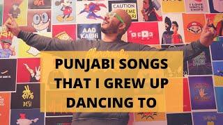 Punjabi songs that I grew up dancing to - Jappy Bajaj