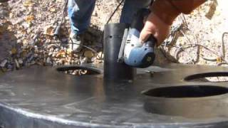 Installing Year Round Use (yv) Composting Dry Toilet