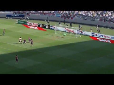 River Plate Vs F.C Barcelona Final  Mundial De Clubes 2015 Simulacion Pes 2015