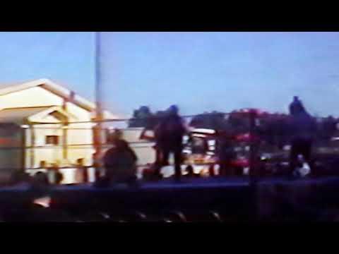 Jake Davis KO's Chuckie Manson with a ladder!