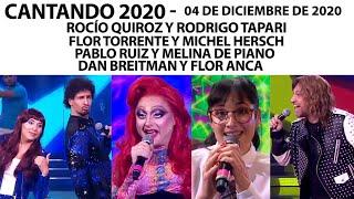 Cantando 2020 - Programa 4/12/20 - Comienza la ronda
