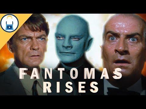 Fantomas Rises (Epic Trailer) streaming vf