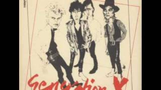 Generation X - Too Personal