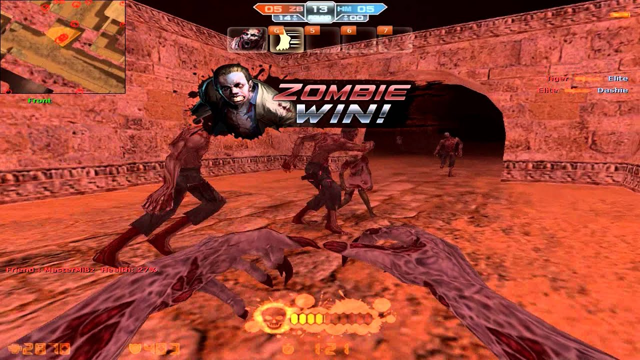 Counter Strike Nexon Zombies First Impressions Hero Mode