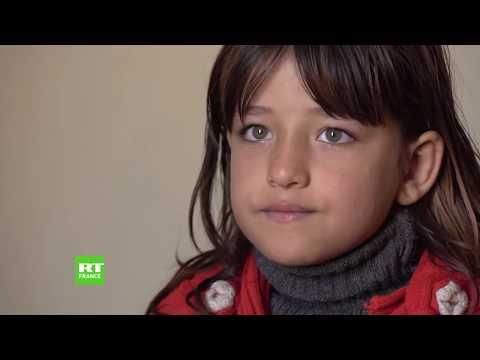 Syrie : victimes de la barbarie de Daesh, des enfants témoignent pour RT
