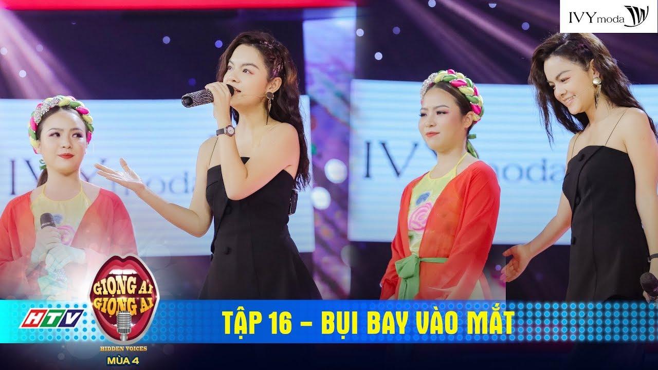 Giọng Ải Giọng Ai 4 |Tập 16: Pham Quỳnh Anh hát cực ngọt cùng Mỹ nữ hit 11 năm