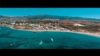 Best kitesurfing in Paros, Greece l Paroskite l 2017