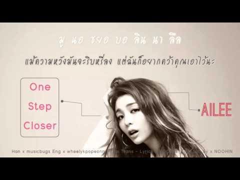 [Thai sub] Ailee - One step closer