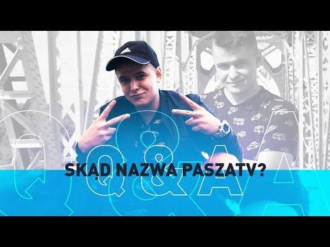 Q&A - SKĄD NAZWA PASZATV?