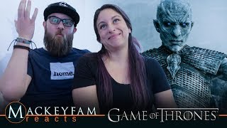 GAME OF THRONES SEASON 8 #ForTheThrone Teaser Trailer- REACTION, REVIEW, and PREDICTIONS!