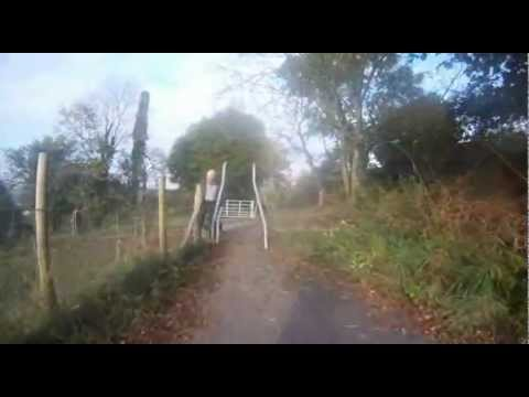 Nantgarw to Rhydyfelin