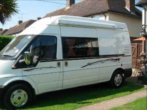 Campervan Conversion Ford Transit