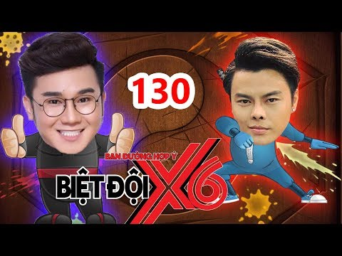 X6 SQUAD  #130  Vo Minh Lam and Tien Cong turns into ninja to kidnap and torture Cat Tuong