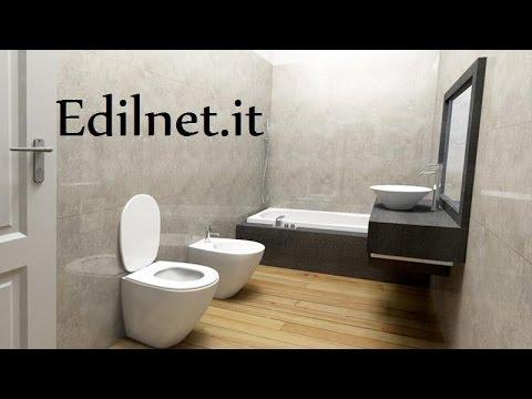 Costo Ristrutturazione Bagno Cieco  EDILNETIT  YouTube