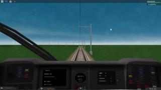 Roblox| Train Sim| Amazing Train Simulator!