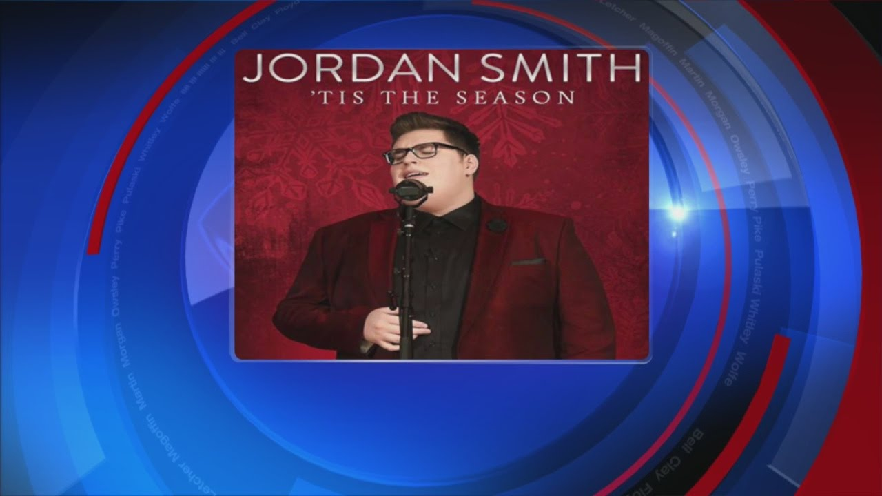 Jordan Smith releases Christmas Album - YouTube