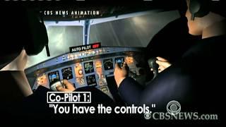 Inside AirFrance Flight 447 cockpit