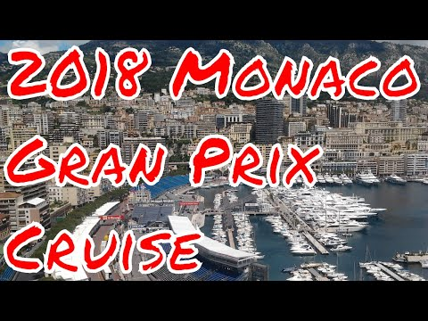 2018 Monaco Grand Prix Azamara Cruise! Plus 111 Day Pacific Princess 2020 World Cruise!